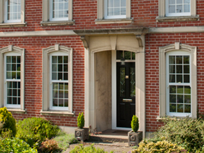 uPVC sliding sash windows prices Dorset